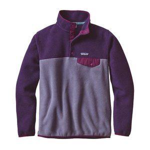 RARE Patagonia Synchilla Snap Pullover Fleece M